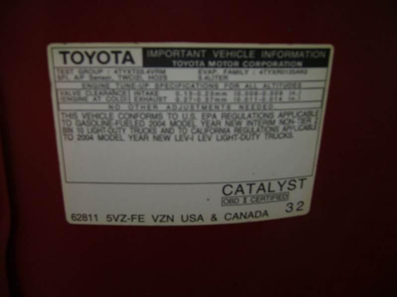 2004 Toyota Tacoma 4dr Double Cab PreRunner V6 Rwd SB - Texarkana TX
