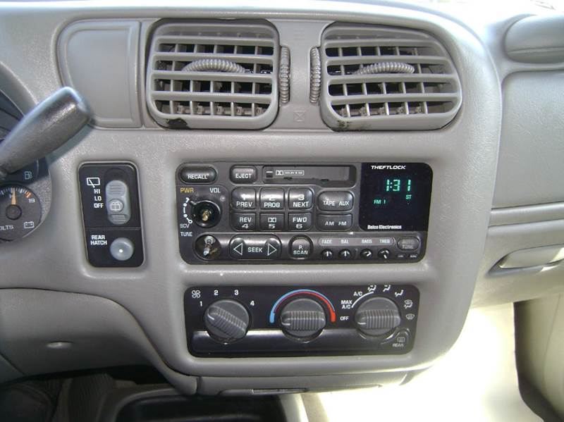 2002 Chevrolet Blazer LS 2WD 4dr SUV - Texarkana TX