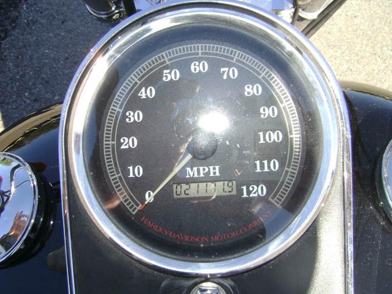 1997 Harley-Davidson Dyna WIDEGLIDE WIDEGLIDE - Texarkana TX