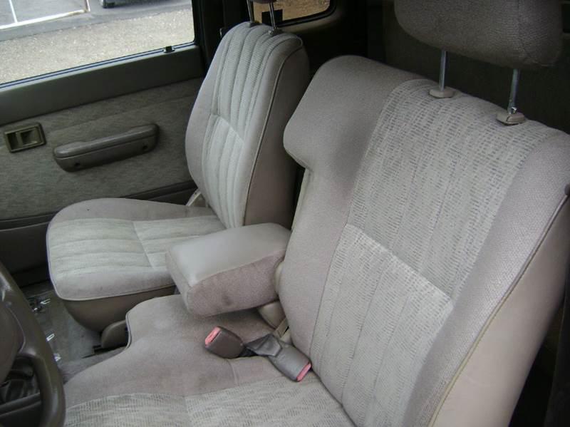 1998 Toyota Tacoma SR-5  EXT.CAB 4 W/D - Texarkana TX