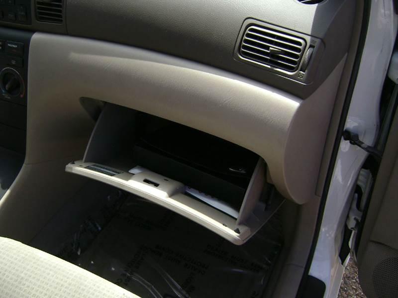 2007 Toyota Corolla CE 4dr Sedan (1.8L I4 4A) - Texarkana TX