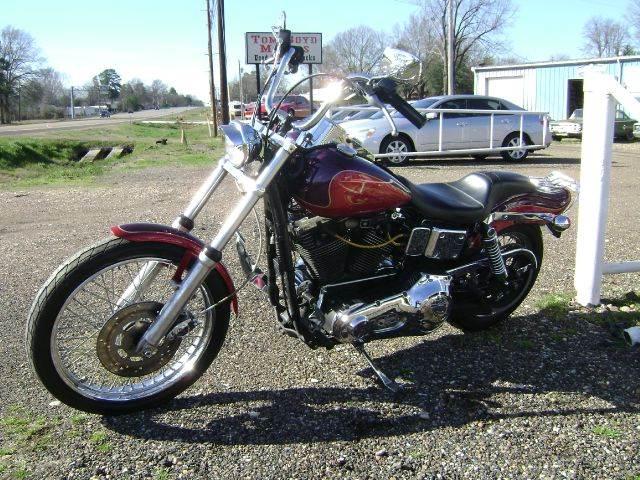 1995 Harley-Davidson DYNA WIDE GLIDE CUSTOM - Texarkana TX