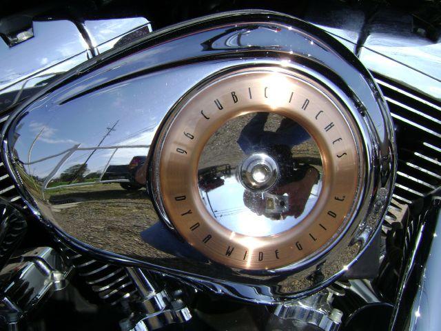 2008 Harley-Davidson DYNA WIDE GLIDE 105 ANNV.#126 LIM.ED. - Texarkana TX