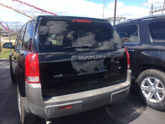 2004 Saturn Vue Base Fwd 4dr SUV V6 - Franklin IN