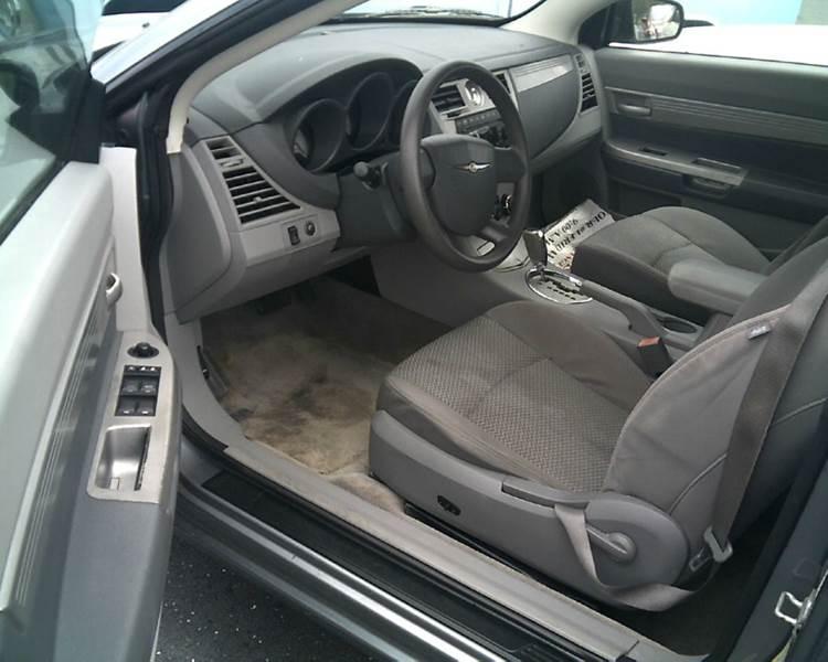 2008 Chrysler Sebring LX 2dr Convertible - Franklin IN