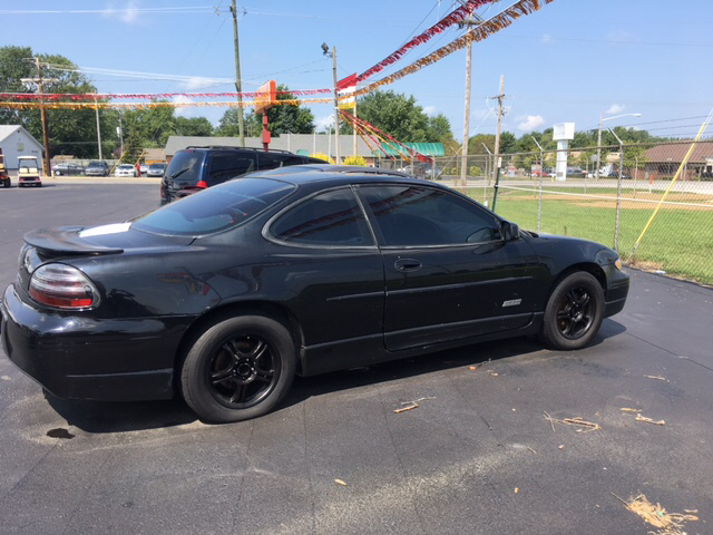 1999 Pontiac Grand Prix GTP 2dr Supercharged Coupe - Franklin IN