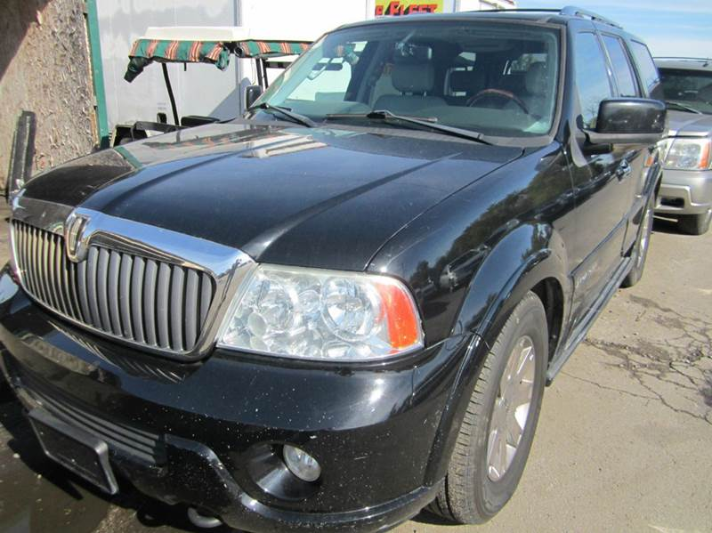 2004 Lincoln Navigator Luxury 4WD 4dr SUV - Franklin IN