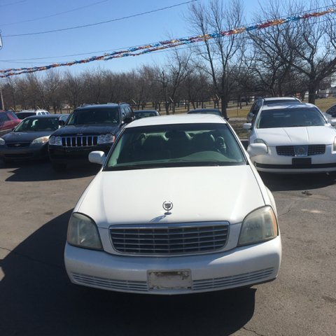 2003 Cadillac DeVille 4dr Sedan - Franklin IN