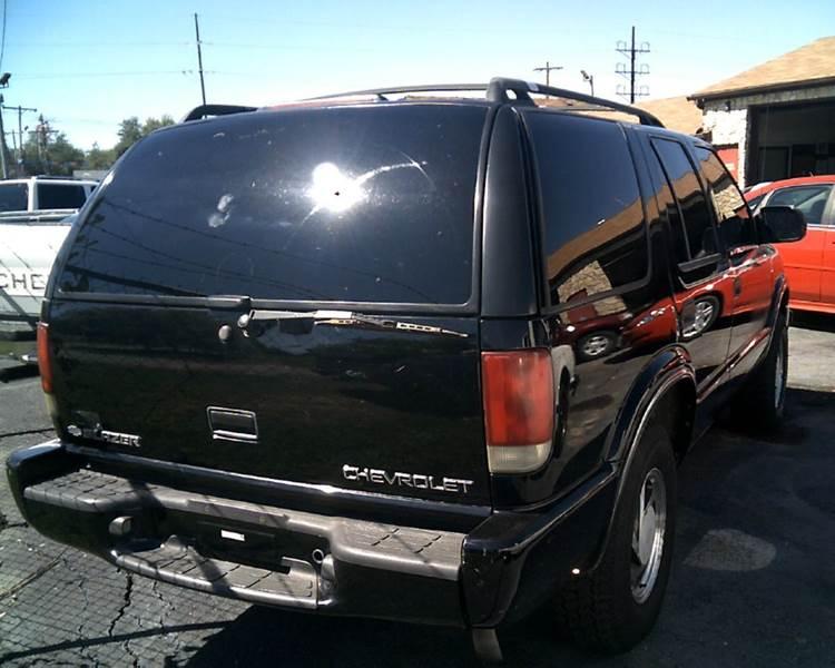 2000 Chevrolet Blazer 4dr LT 4WD SUV - Franklin IN