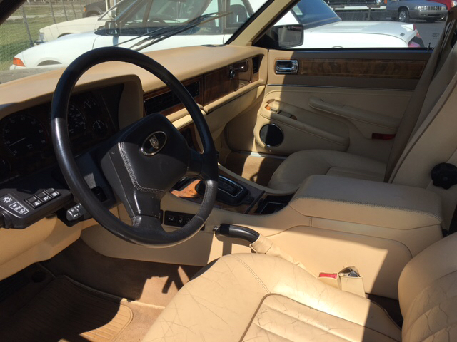 1991 Jaguar XJ-Series XJ6 Vanden Plas 4dr Sedan - Franklin IN