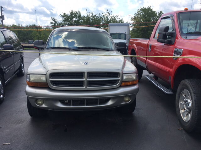 2001 Dodge Durango SLT 4WD 4dr SUV - Franklin IN