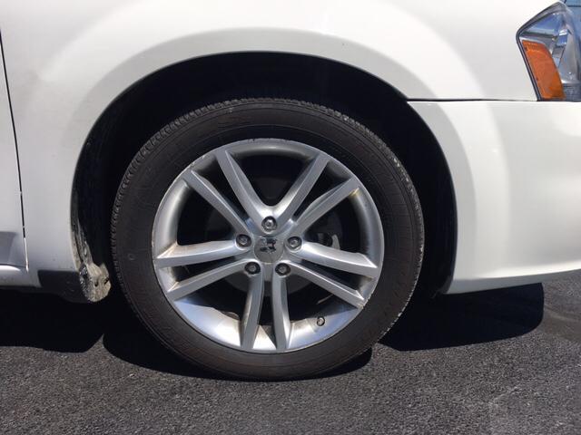 2011 Dodge Avenger Heat 4dr Sedan - Franklin IN