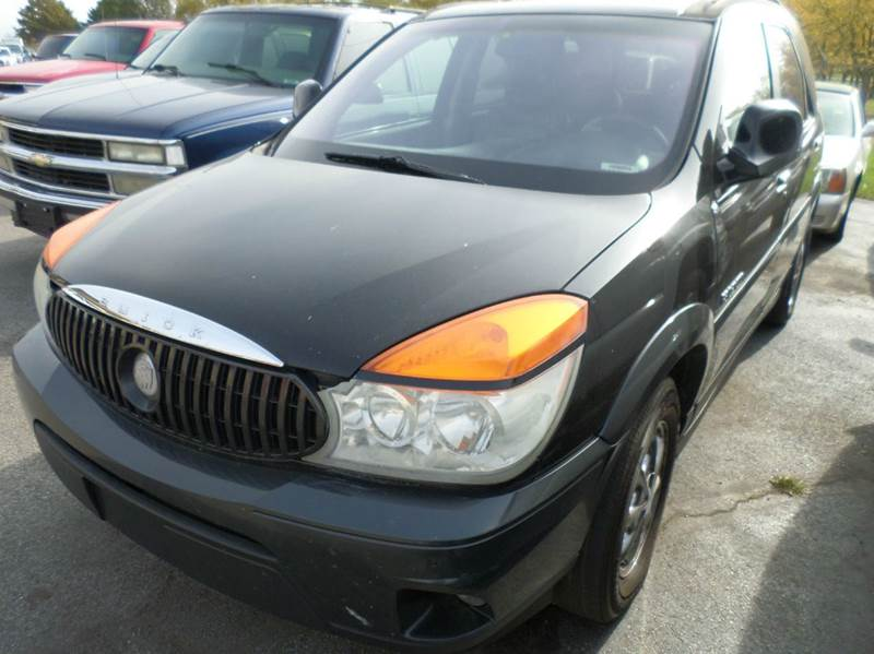 2002 Buick Rendezvous AWD CXL 4dr SUV - Franklin IN
