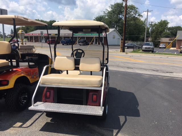 2002 Club Car Gas Golf Cart Golf Cart  - Franklin IN
