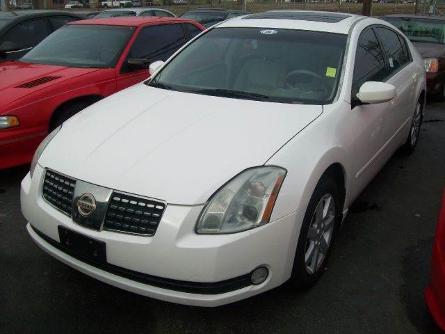 2004 Nissan Maxima 3.5 SL 4dr Sedan - Franklin IN