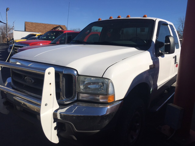 2004 Ford F-250 Super Duty 4dr SuperCab XLT 4WD LB - Franklin IN