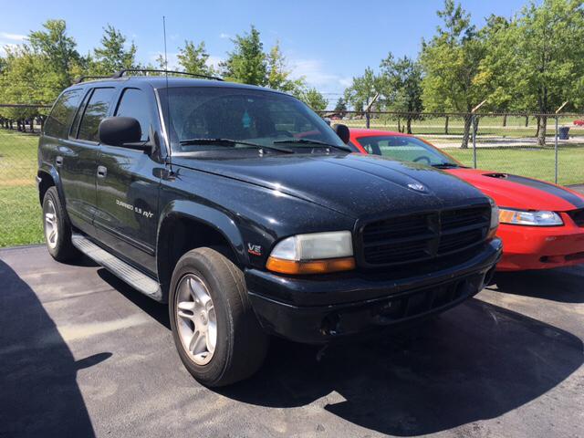 2000 Dodge Durango SLT 4dr 4WD SUV - Franklin IN