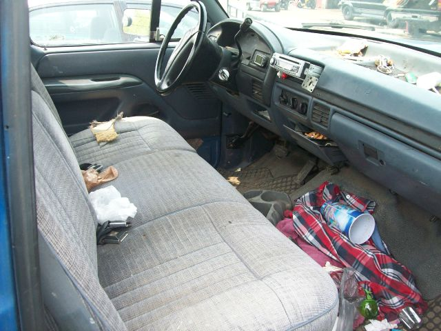 1992 Ford F-150 Custom 2dr STD Standard Cab SB - Franklin IN