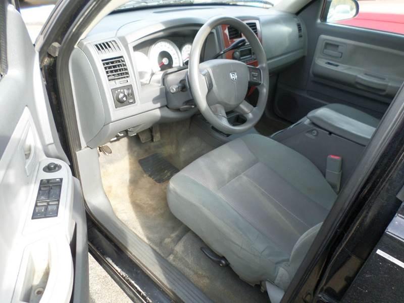 2005 Dodge Dakota 4dr Quad Cab SLT 4WD SB - Franklin IN