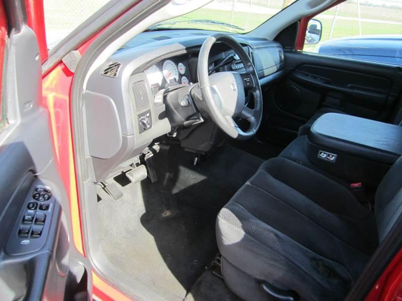 2005 Dodge Ram Pickup 1500 4dr Quad Cab SLT 4WD SB - Franklin IN