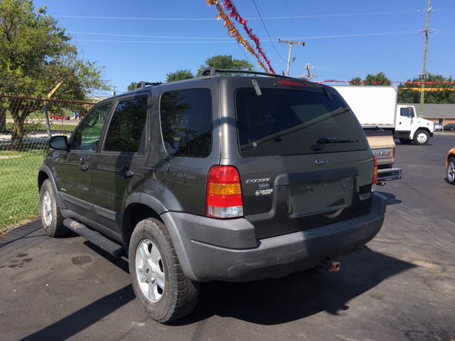 2002 Ford Escape XLT Choice 4WD 4dr SUV - Franklin IN