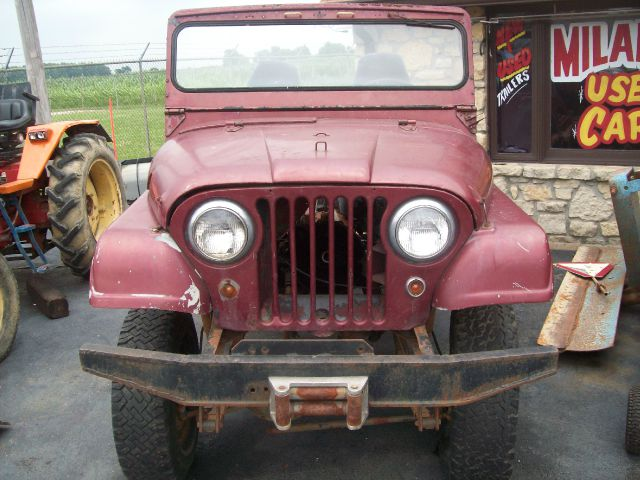 1961 Jeep Willys  - Franklin IN