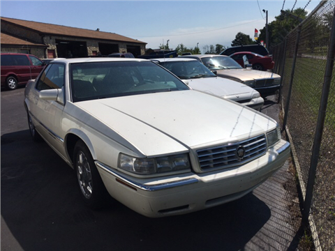 1999 Cadillac Eldorado for sale in Franklin, IN