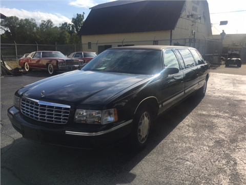 1999 Cadillac North Star - Limo  for sale in Franklin, IN