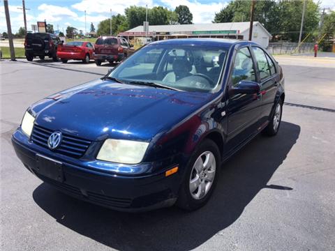 2003 Volkswagen Jetta for sale in Franklin, IN