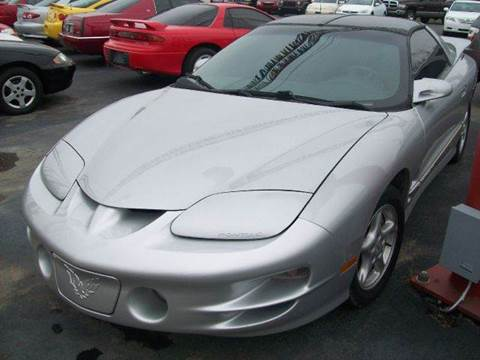 1999 Pontiac Firebird for sale in Franklin, IN