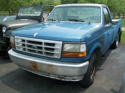 1992 Ford F-150 for sale in Franklin, IN