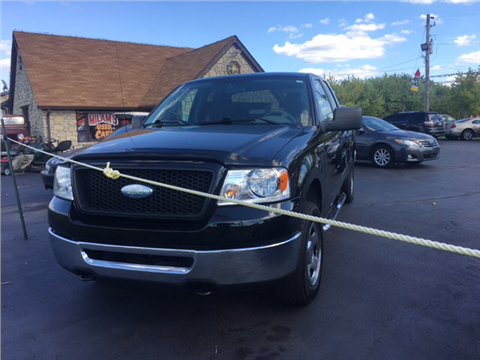 2006 Ford F-150 for sale in Franklin, IN