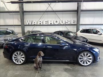 2013 Tesla Model S for sale in Golden, CO