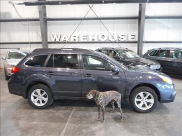 2013 Subaru Outback for sale in Golden, CO