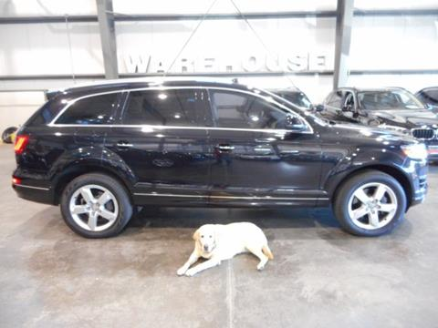 2014 Audi Q7 for sale in Golden, CO