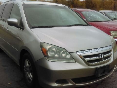 2005 Honda Odyssey for sale in Monroe, MI