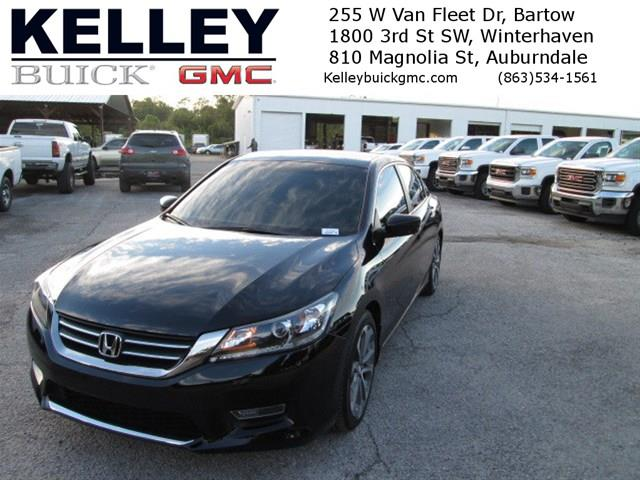 2013 Honda Accord for sale in Bartow FL