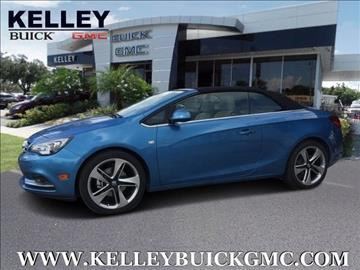 2017 Buick Cascada for sale in Bartow, FL