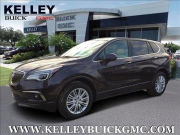 2017 Buick Envision for sale in Bartow, FL