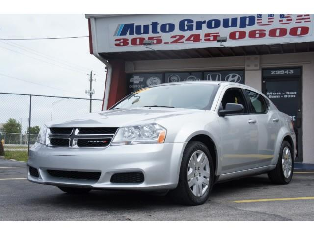 2012 DODGE AVENGER 4DR SDN silver please see dealer website for disclaimers autogroup-usacom 36