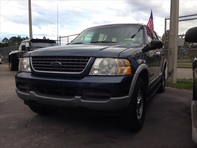 2002 FORD EXPLORER 4DR 114 WB XLT blue disclaimer prices are based on 3500 down payment on top o