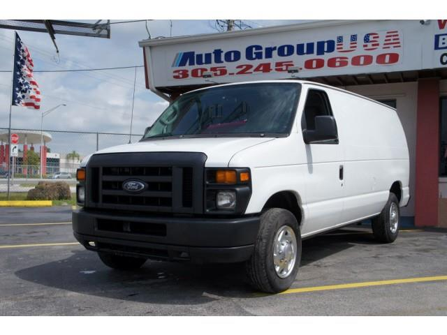 2010 FORD ECONOLINE E-150 RECREATIONAL white 82097 miles VIN 1FTNE1EW0ADA10211
