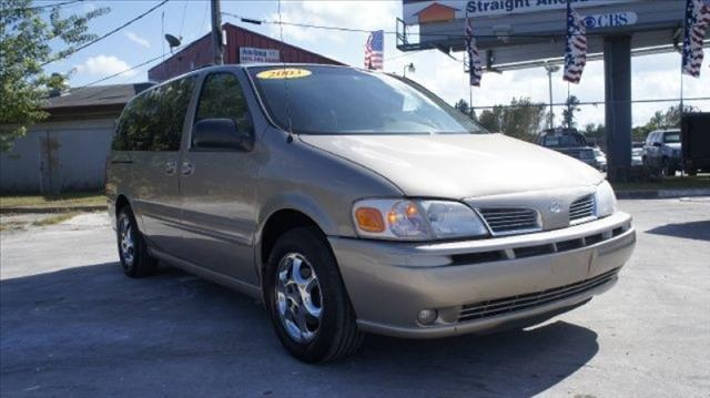 2003 OLDSMOBILE SILHOUETTE 4DR MOBILITY GLS sand disclaimer all internet prices are reduced fr