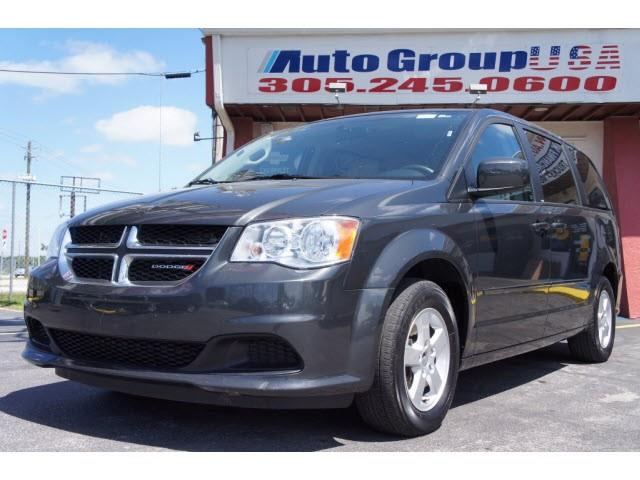 2012 DODGE GRAND CARAVAN 4DR WGN SXT dk gray please see dealer website for disclaimers autogroup