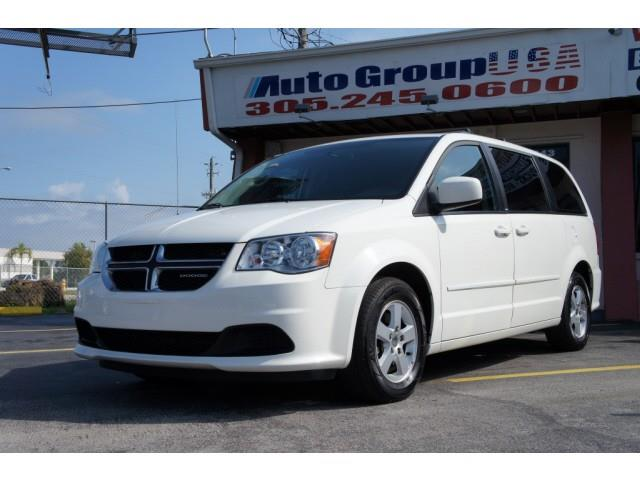 2012 DODGE GRAND CARAVAN 4DR WGN SXT white please see dealer website for disclaimers autogroup-us