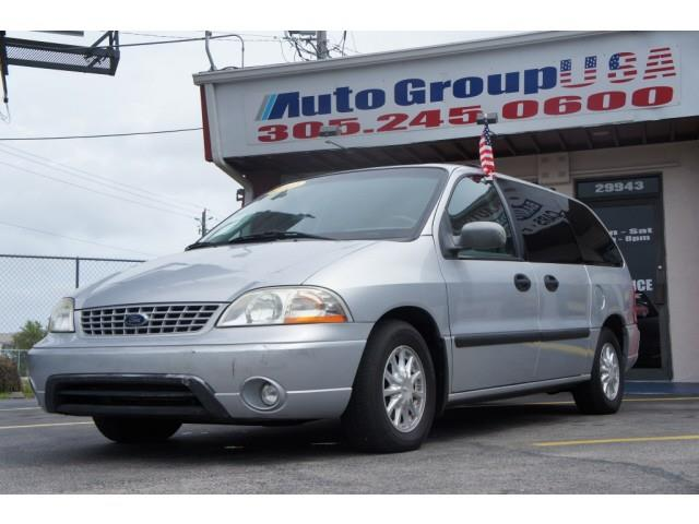 2002 FORD WINDSTAR 4DR LX W130A silver please check dealer website for any disclaimers autogroup