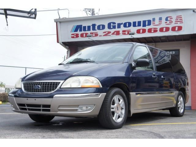 2002 FORD WINDSTAR 4DR SEL W300A blue please check dealer website for any disclaimers autogroup-