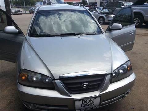 2006 Hyundai Elantra for sale in Fort Worth, TX