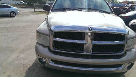 2003 Dodge Ram Pickup 1500 for sale in Fort Worth TX