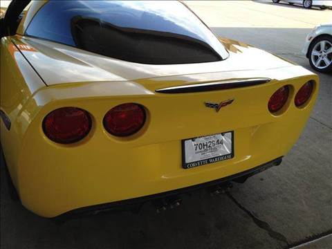 2006 Chevrolet Corvette for sale in Fort Worth, TX